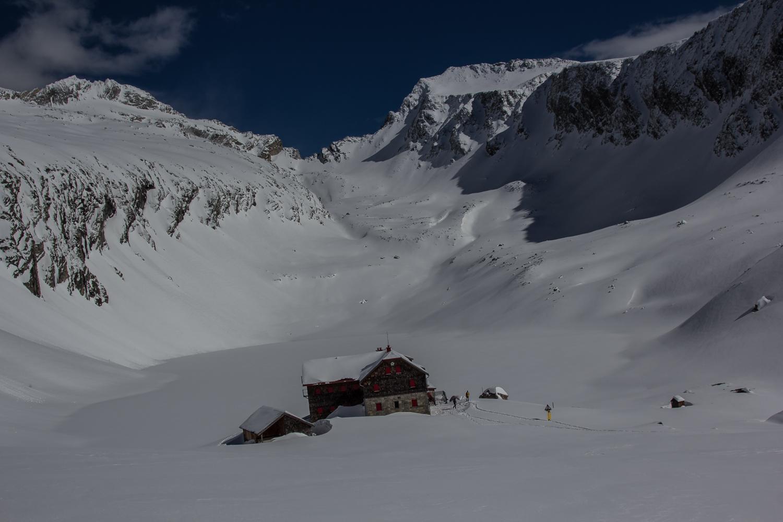 Schneeschuhtour in Mallnitz… 2018