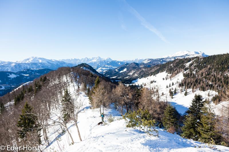 Schneeschuhtour  Wasserklotz  2019
