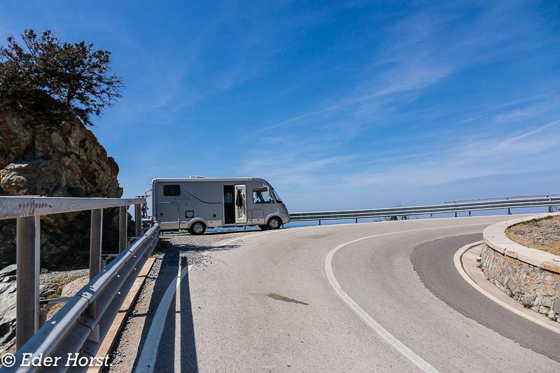 Mit dem Wohnmobil auf der Insel Elba