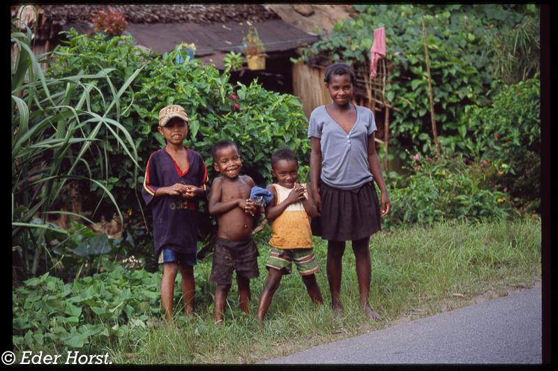 Mit dem Rad durch Madagaskar..2008