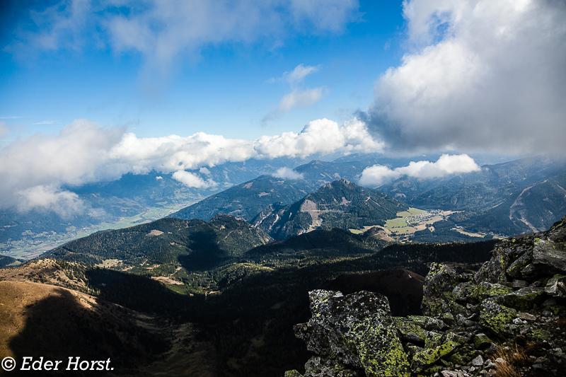 Bergtour zum Großen Bösenstein…