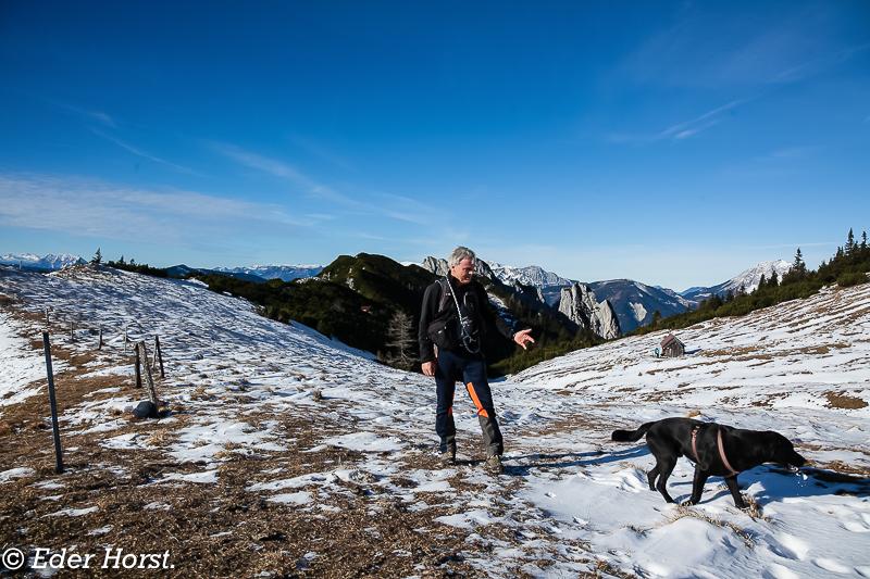 Bergtour am Kreuzkogel  2025m