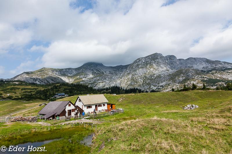 Bergtour im Hochschwabgebiet