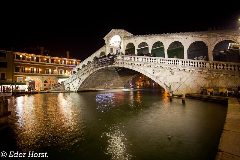 Ein Rundgang durch Venedig…