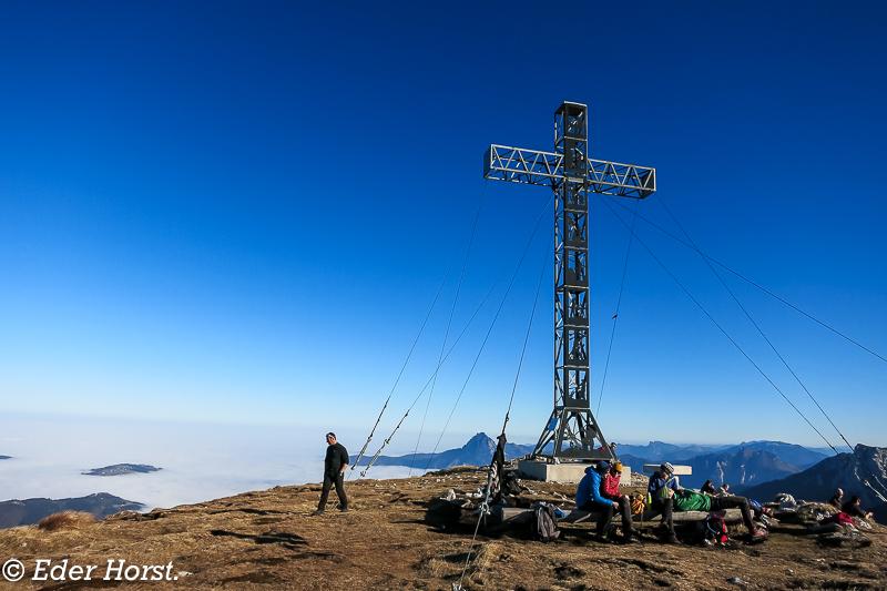 Bergtour auf den Brunnkogel 1708 m