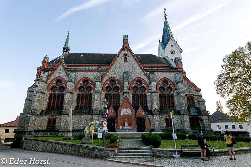 Pfarrkirche Aigen im Mühlkreis…