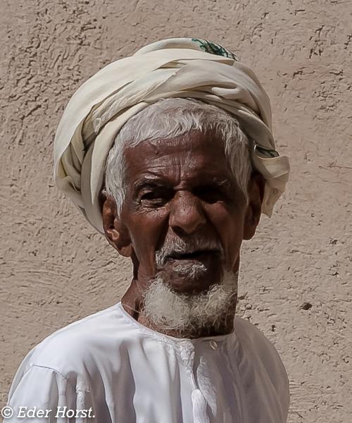 Menschen im Oman