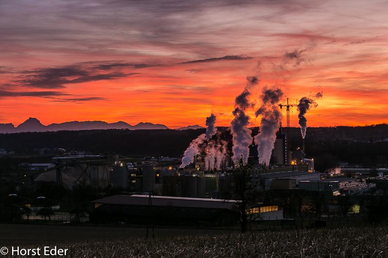 Schloß Traun und Nettingsdorfer Papierfabrik…