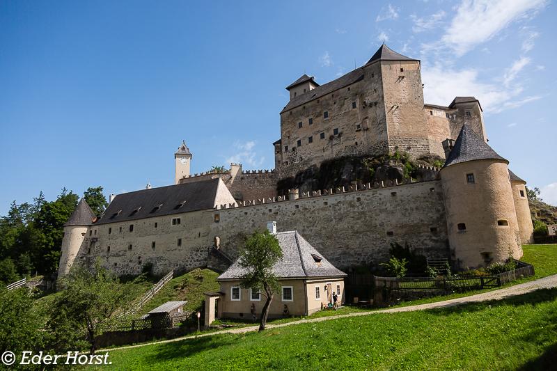 Burg Rappottenstein …eine Besitigung lohnt sich..