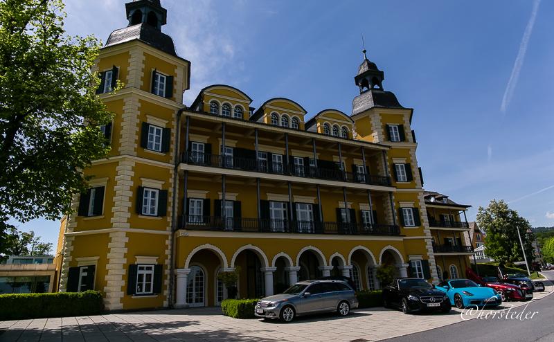 Velden am Wöhrtersee…ein kleiner Rundgang…