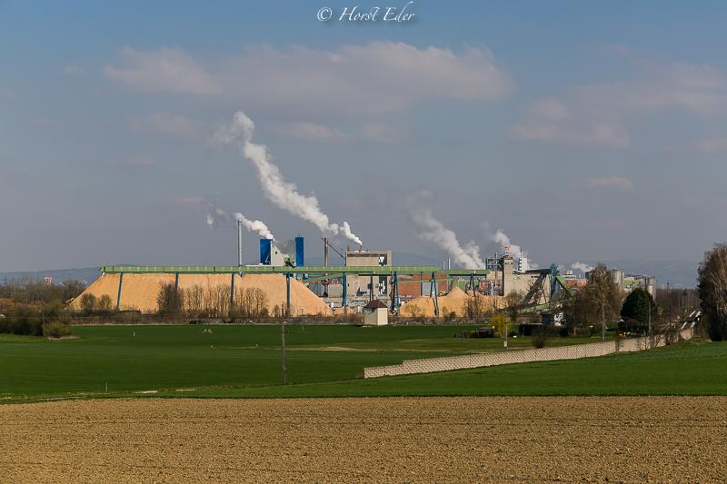 Nettingsdorfer –  Papierfabrik….Ikea bei Corona Zeit…