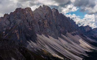 Bergwandertour entlang der Geislergruppe….Süd Tirol