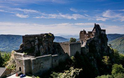 Burg Aggstein bei der Donau