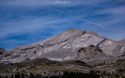 Bergwandern im Naturpark Fanes..Süd Tirol.