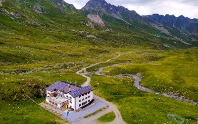 Hüttentour in der Silvretta…..