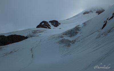 Hochtour auf die Wildspitze..3768m