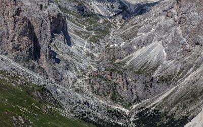 Bergwandern im Rosengarten…Süd Tirol..