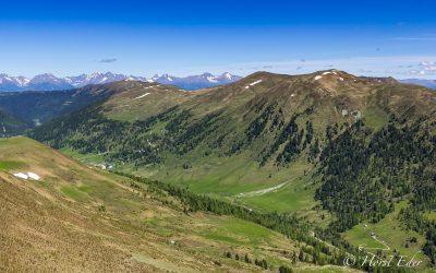 Bergtouren in den Nockbergen..Gr/Kl. Köhnigsstuhl. 2336m