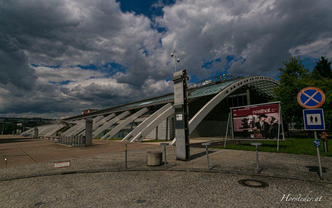 Design Center Linz…….Ein Versuch Wert…