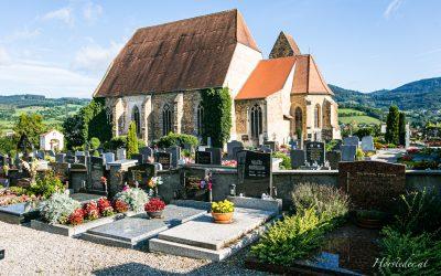 Friedhof in Pöggstall….Einst der schönste Friedhof von Österreich..