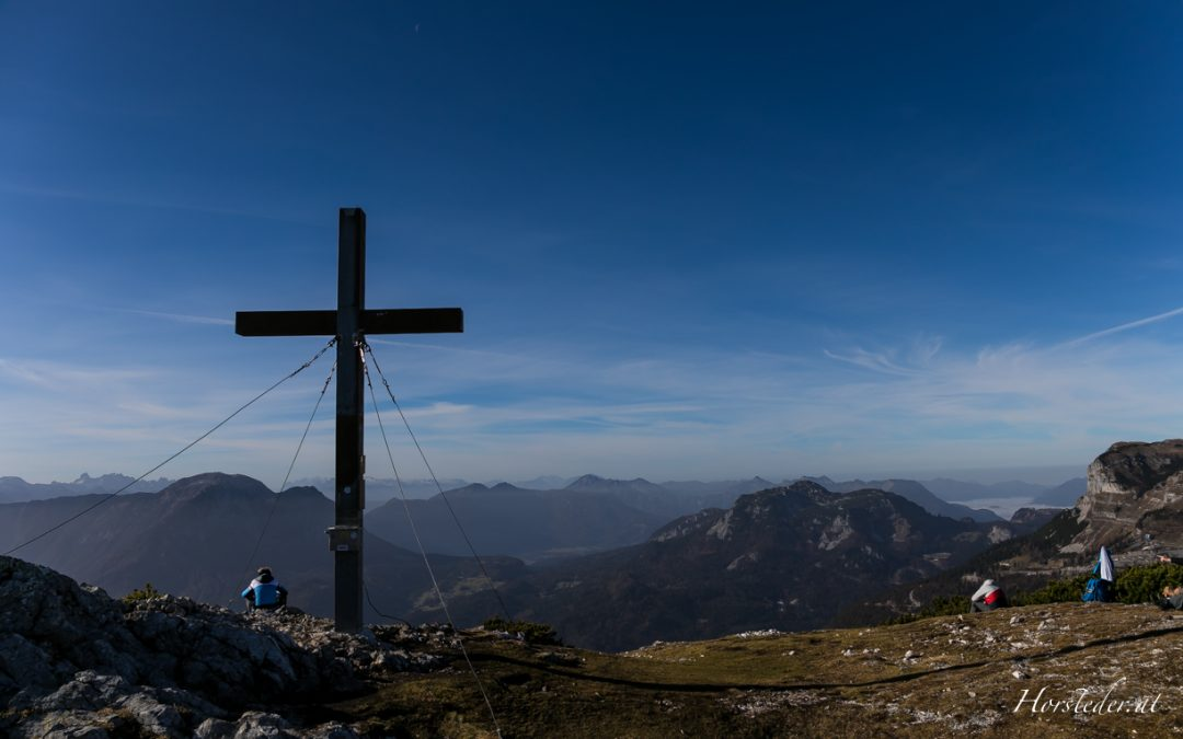 Bergtour auf die Trisselwand..1754m