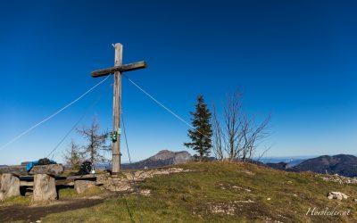Bergtour auf die Bleckwand…