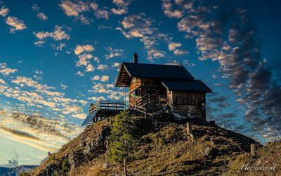 Die Raschberghütte bei Bad Goisern