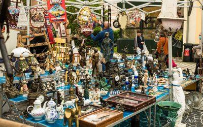 Kuriose&Antiquitätenmarkt Bad Ischl…ein muss für Sammler aller Art..