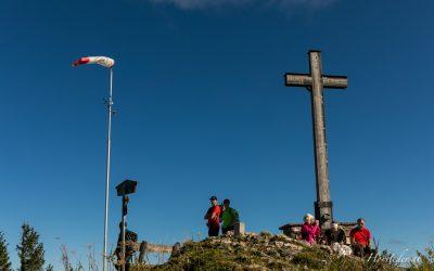 Bergtour zum Zwölferhorn 1521m und Pillstein 1478m