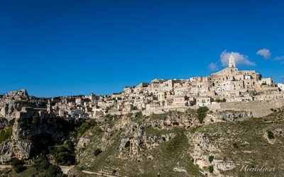 Matera..Kulturhauptstadt 2019 in Italien..