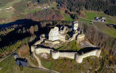Burg Ruttenstein…Mühlviertel..