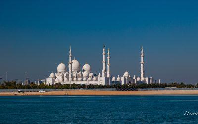 Scheich-Zayid-Moschee in Abu Dhabi…