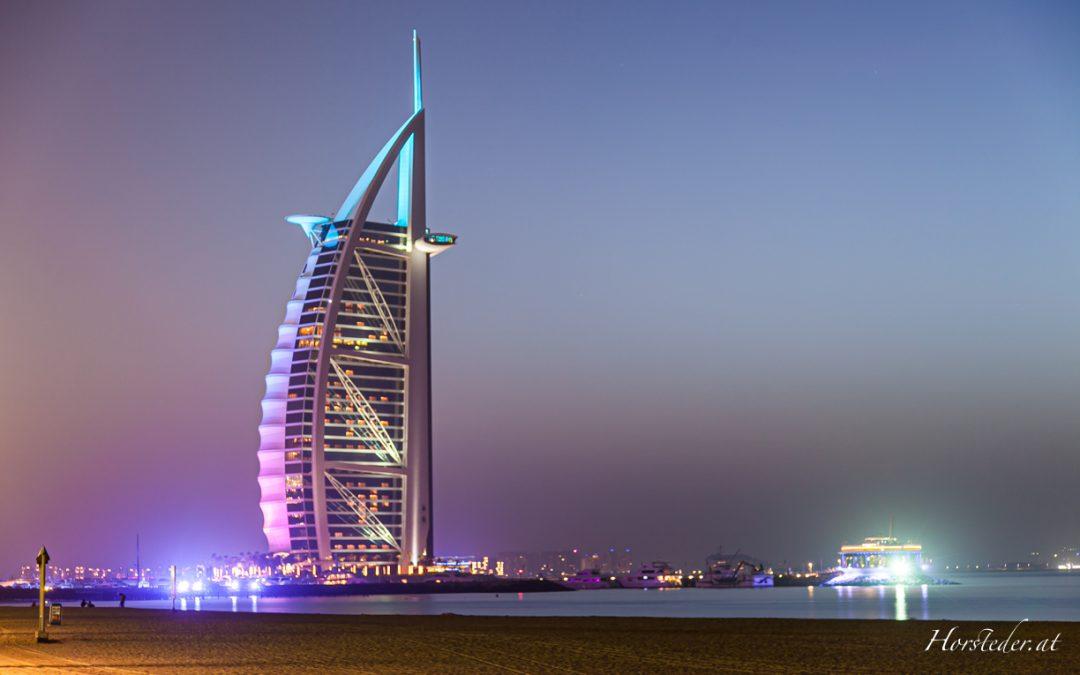 Dubai… der kleine Bruder …….