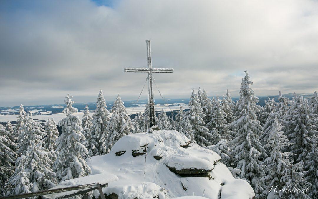 Winterwandern zum Bärenstein…..
