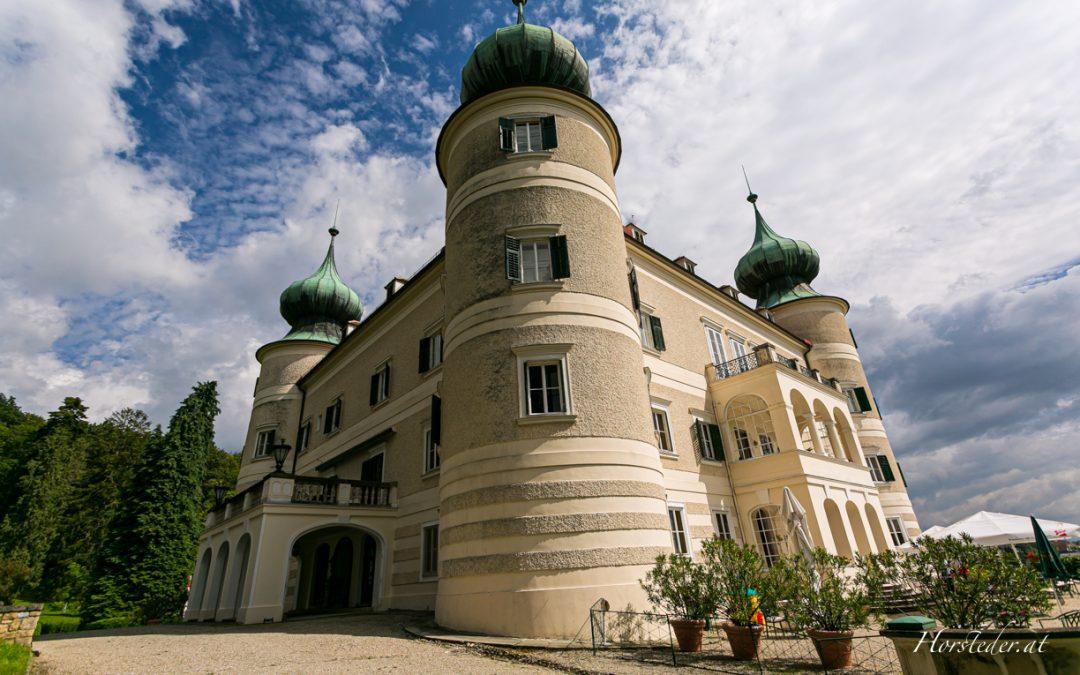 Schloss Artstetten in Niederösterreich….