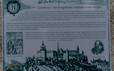 Burg Landskron in Kärnten…