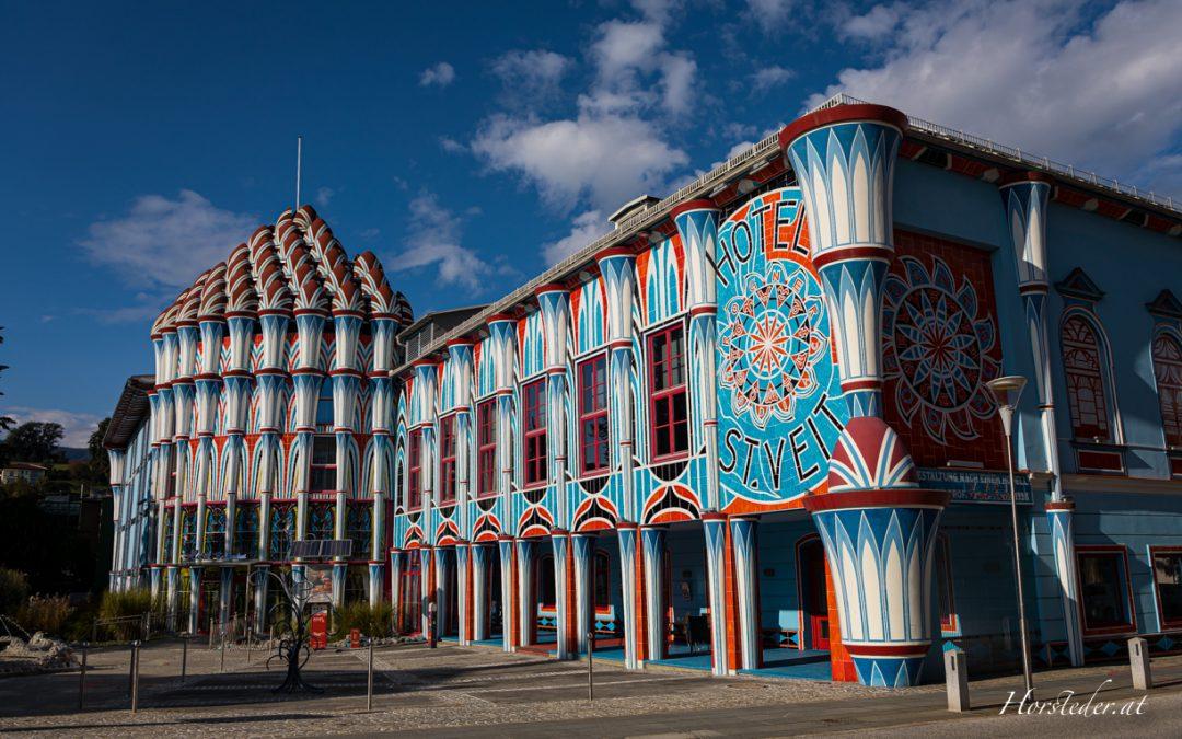 Fuchspalast Hotel…..St. Veit…