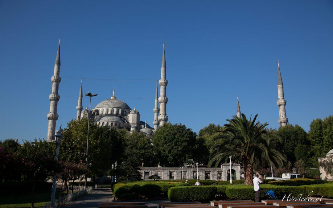 Istanbul……die Stadt am Bosporus…..