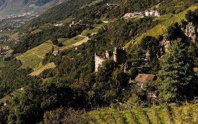 Brunnenburg…..Dorf Tirol..