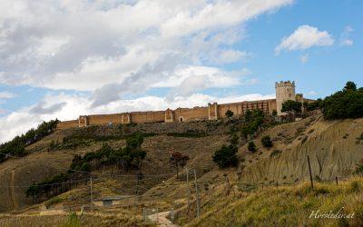 Burg Lucera…..Italien…Apulien..