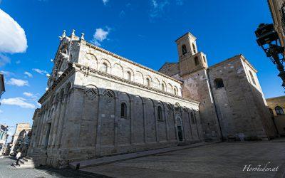 Kathedrale  Santa Maria  Assunta ….Apulien.