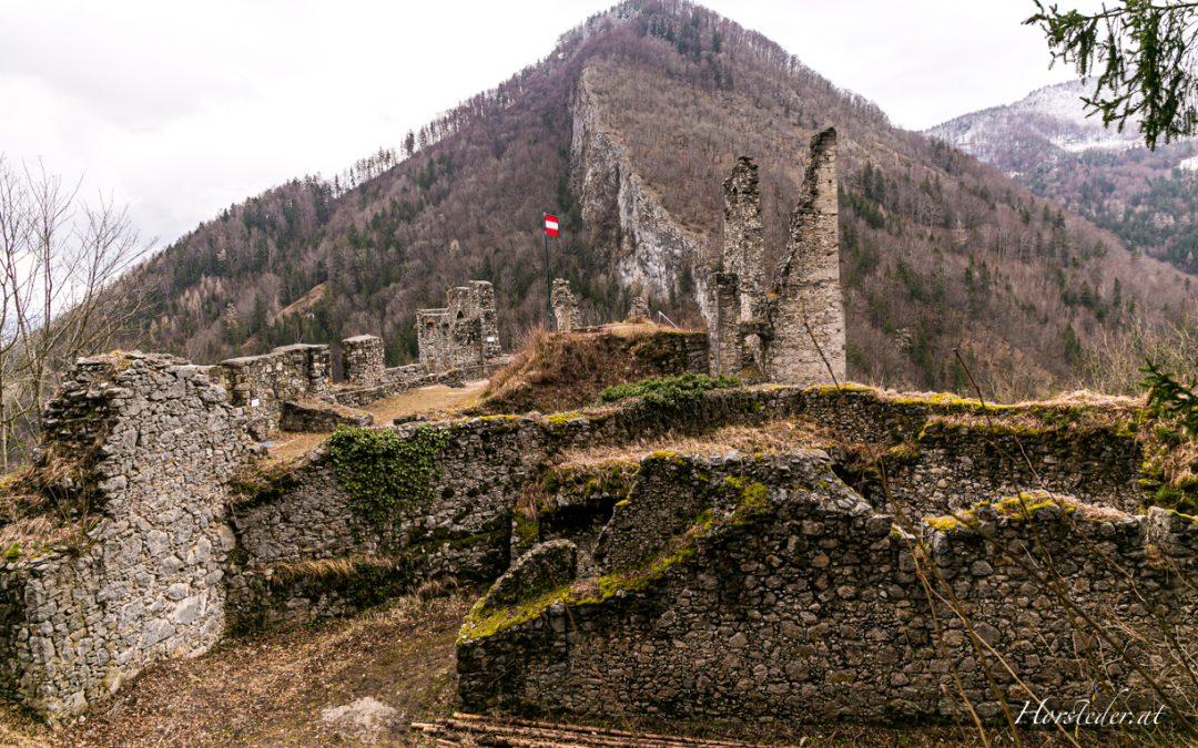 Burg Scharnstein…..Für Kinder Interessant…