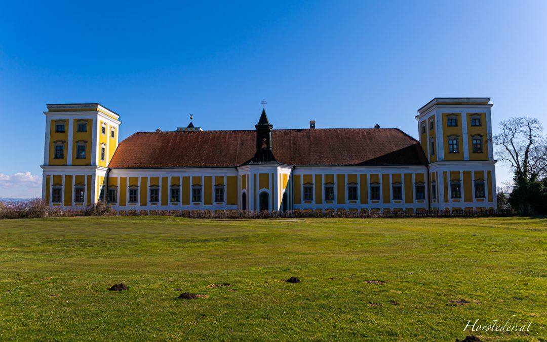 Schloß Tillysburg….ein interessantes Schloß….