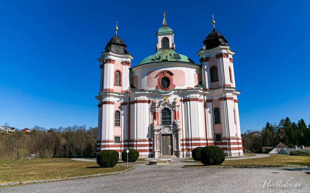 Wallfahrtskirche  Stadl – Paura…