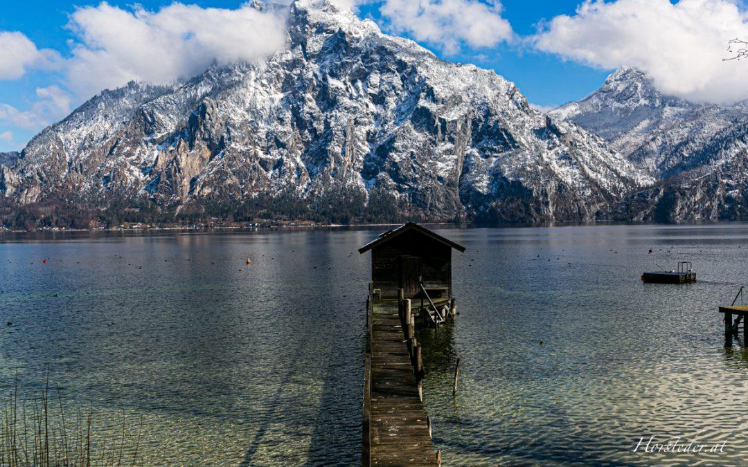 Salzkammergut……eine Gegend zum Leben..(am See)