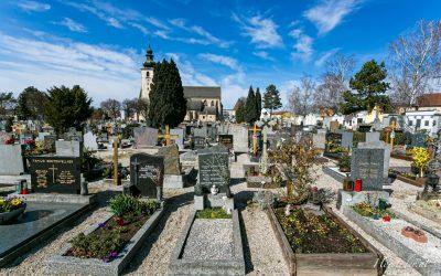 Friedhof St.Laurenz…..Enns…..