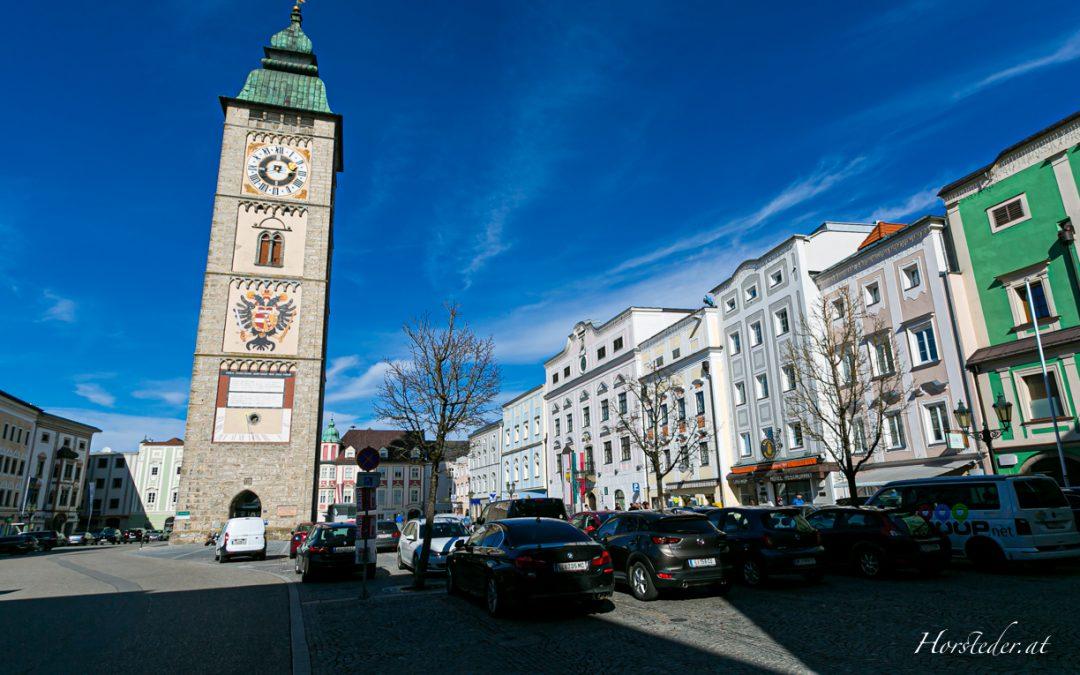 Stadt Enns ….Österreichs älteste Stadt..???..