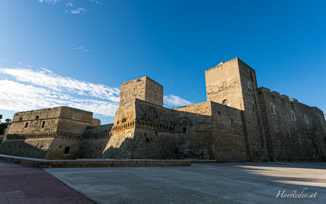 Castello Normanno – Svevo ..Bari….